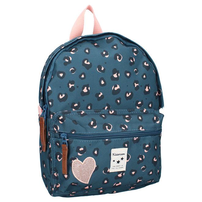 Kidzroom Attitude backpack - Blue
