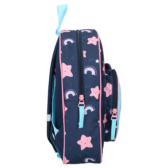 Backpack Prêt Little Smiles - Navy