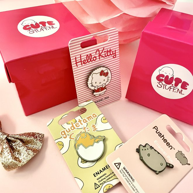 Punky Pins - Surprise box