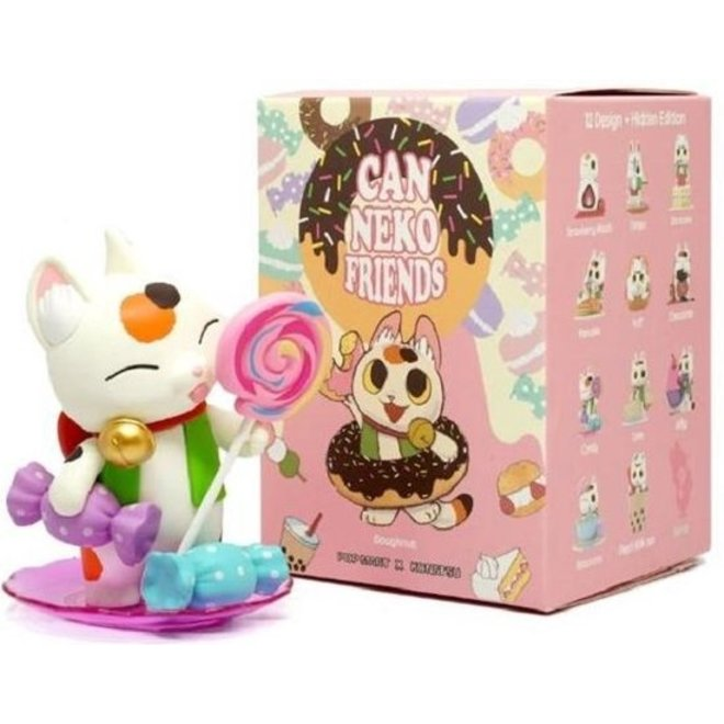 POP MART Can Neko Friends Sweet  blind box