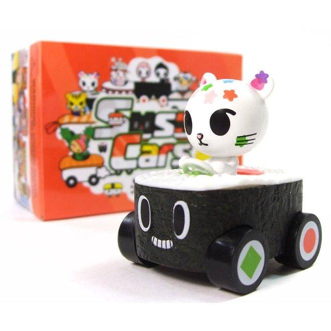 Tokidoki Sushi Cars series blind box - Random