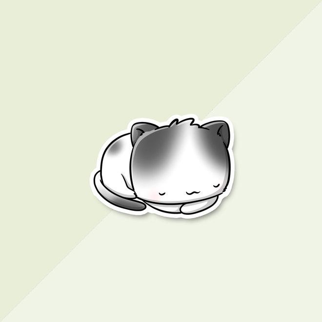 CutieSquad Stickerset - Kawaii cats