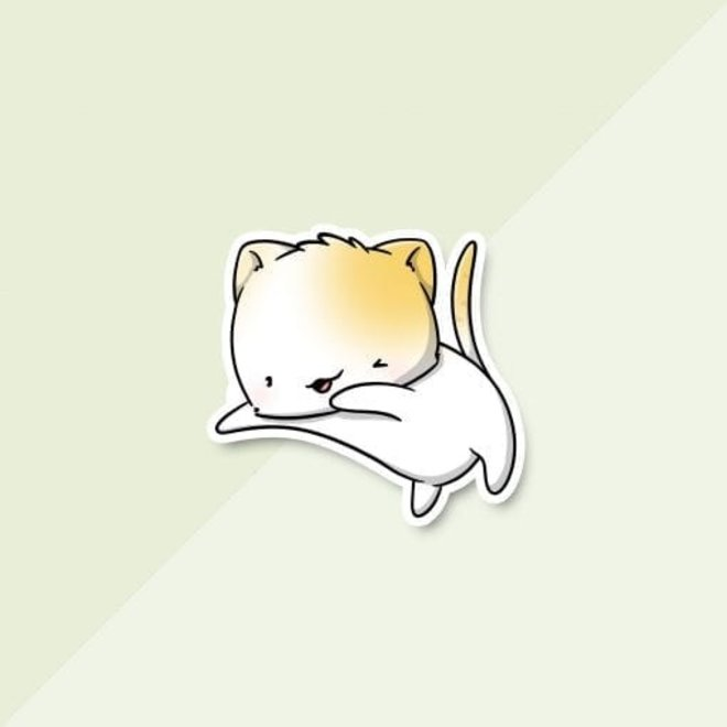 CutieSquad Sticker set - Kawaii cats