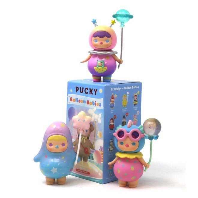POP MART Pucky Balloon Babies