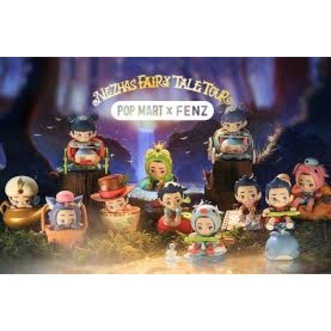 POP MART Nezha Fairy Tale Tour