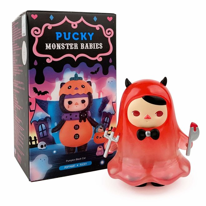 POP MART Pucky Monster Babies