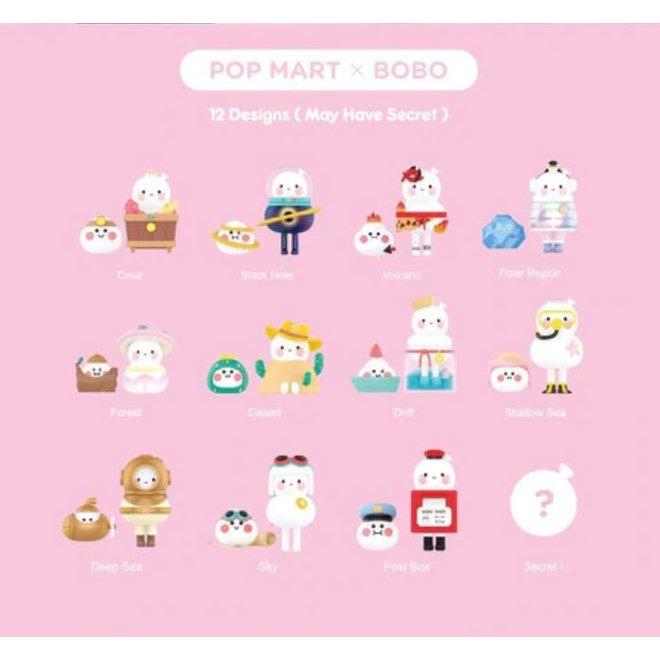 POP MART Bobo and Coco - Wanderlust
