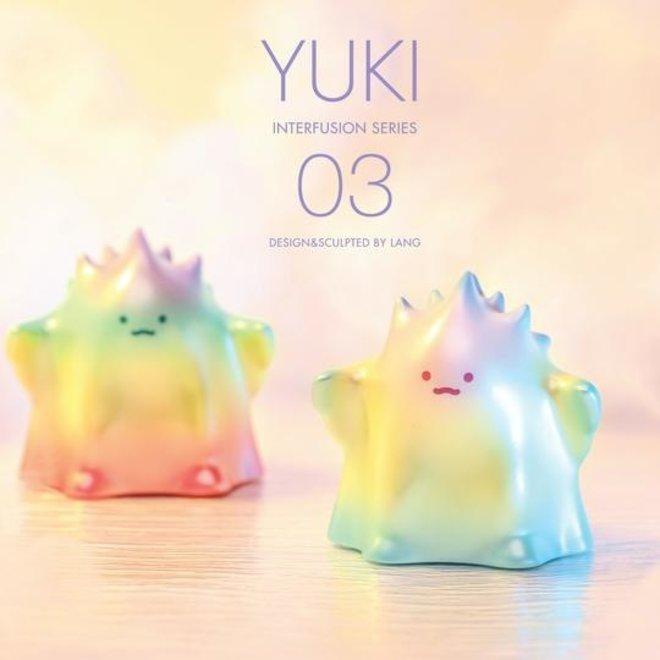 POP MART Yuki Interfusion Series 3