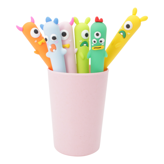Little Monster gel pen