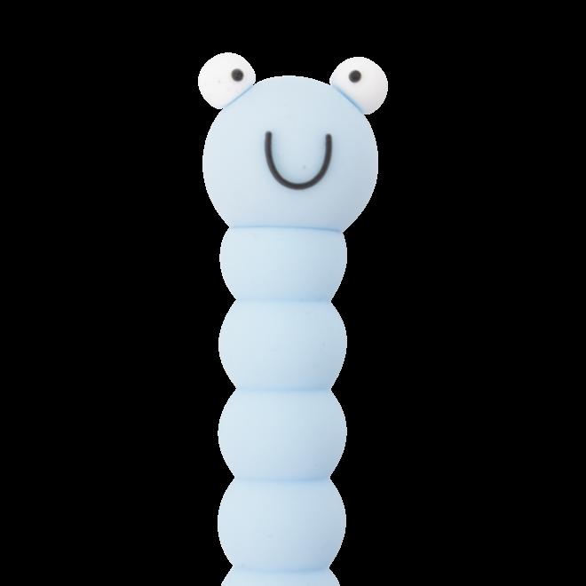 Caterpillar gel pen