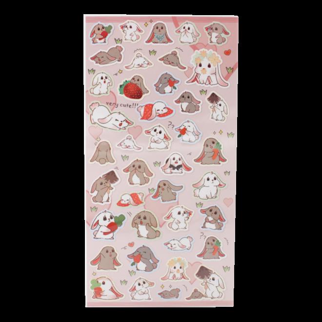 Bunny Nekoni Stickers
