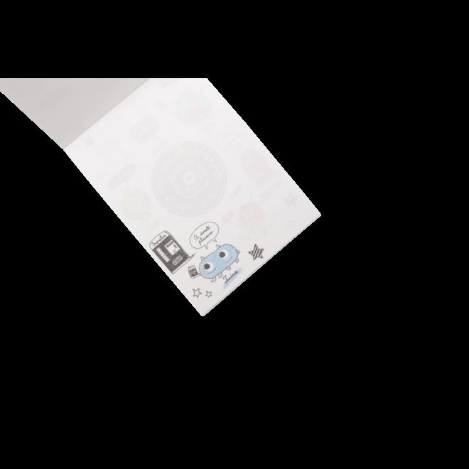 Pop Creature Mini Notepad Kamio