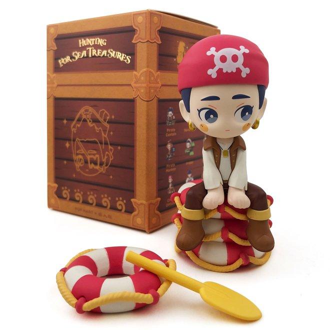 POP MART  Nezha's Hunting for Sea Treasure