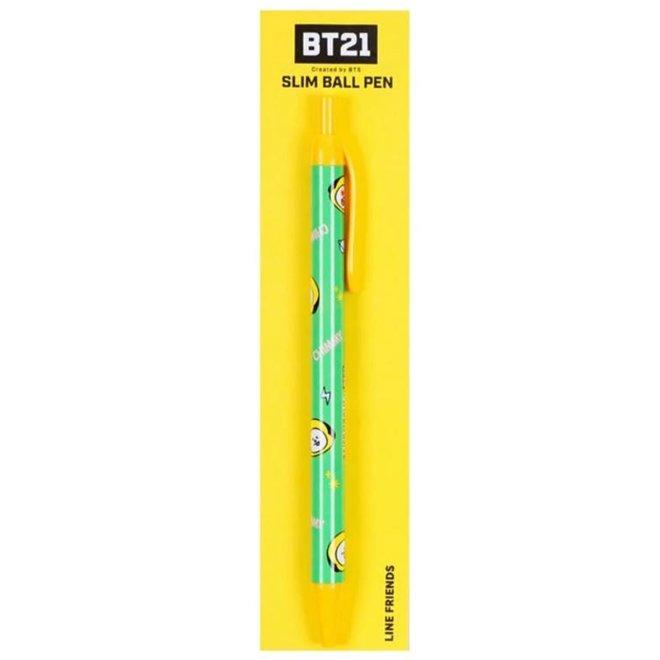 BT21 Slim Ball Pen - CHIMMY