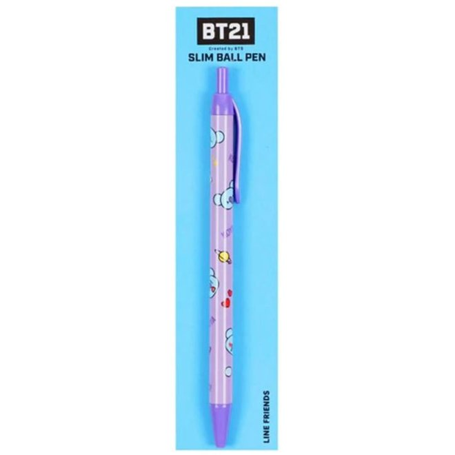 BT21 Slim Ball Pen - KOYA