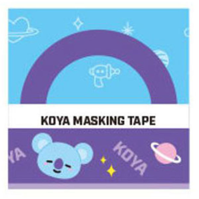 BT21 Masking Tape - KOYA