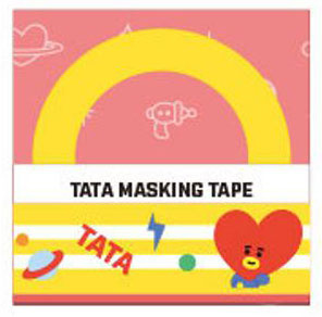BT21 BT21 Washi Tape - TATA