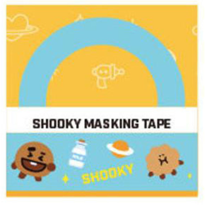 BT21 Washi Tape - SHOOKY