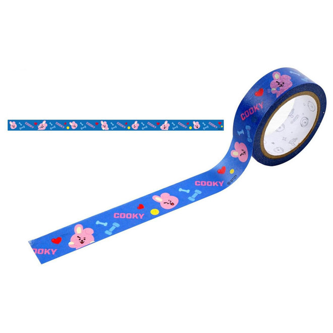 BT21 Washi Tape - COOKY