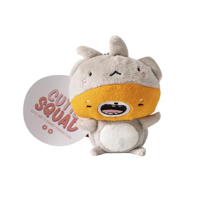 CutieSquad Plush keychain - Red Panda