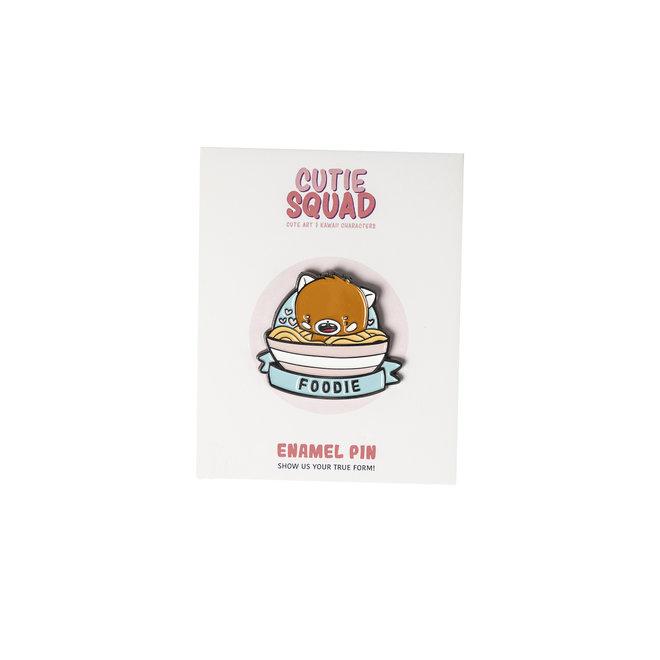 CutieSquad Enamel Pin - Foodie
