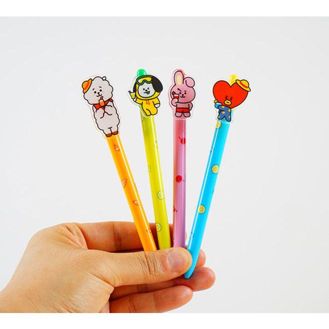 BT21 Acrylic Ball Pen - KOYA