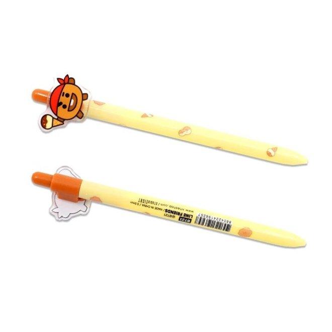 BT21 Acrylic Ball Pen - SHOOKY