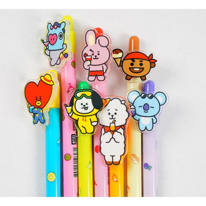 BT21 Acrylic Ball Pen - MANG