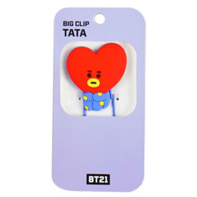 BT21 Big Clip - TATA