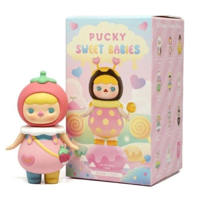 POP MART  Pucky Sweet Babies