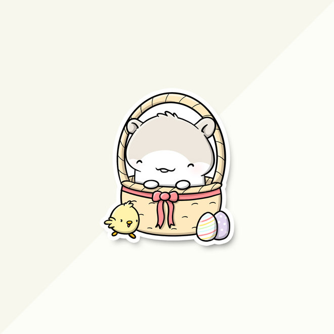 CutieSquad Stickerset - Mo's Easter (LIMITED!)