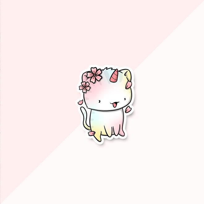 CutieSquad Sticker set - Sakura Season