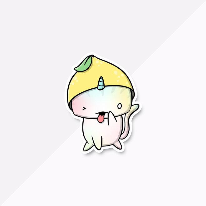 CutieSquad Sticker set - Fruit Cats (LIMITED!)