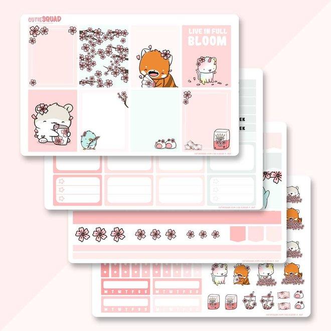 Planner Kit - Sakura Season