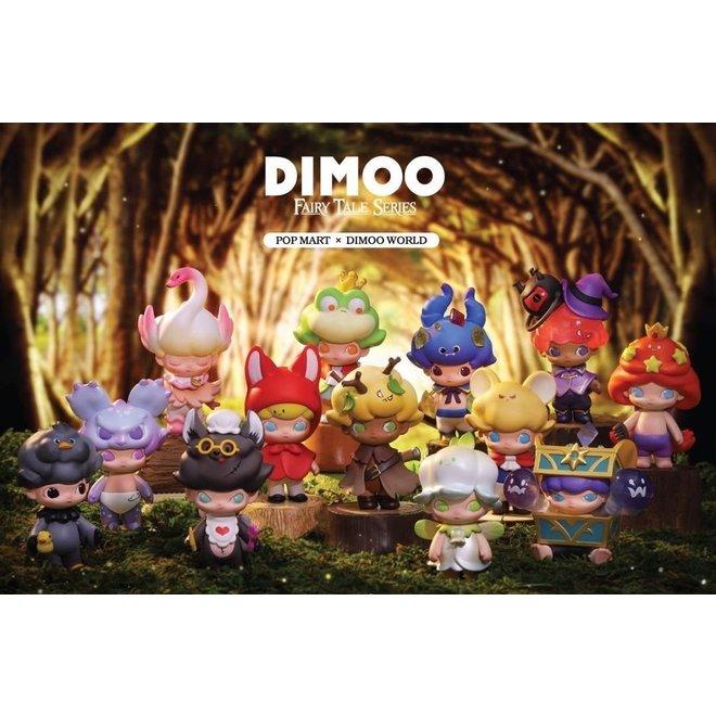 POP MART  Dimoo Fairy Tales Series 1
