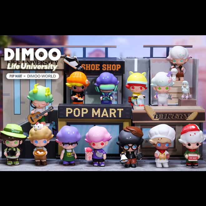 POP MART  Dimoo Life University Series 1