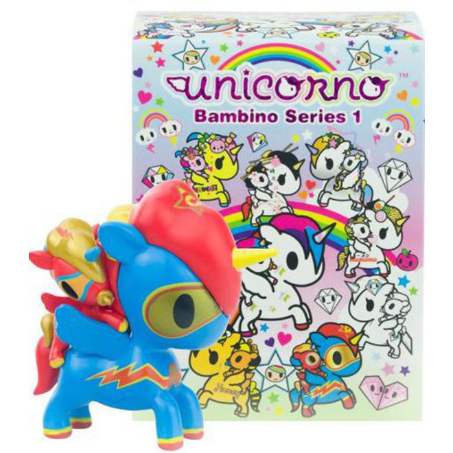 Tokidoki Blindbox - Unicorno Bambino Series 1