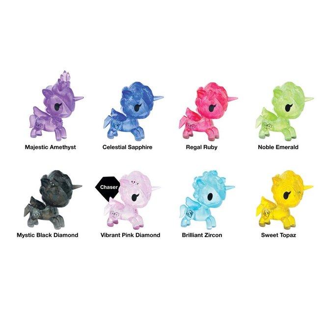 Tokidoki Blindbox - Unicorno Gems Series 1