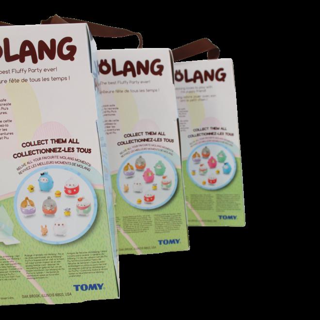 Molang Basic Core Figures - Diverse