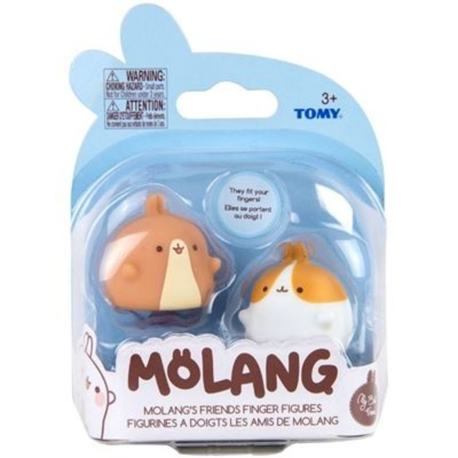 Molang Finger figures duo - Various