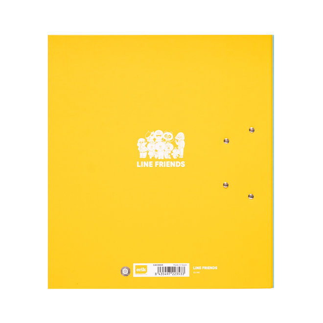 Line Friends archiefmap - Sally