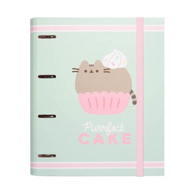 Pusheen ringband (4 rings) multomap  - Purrfect Cake