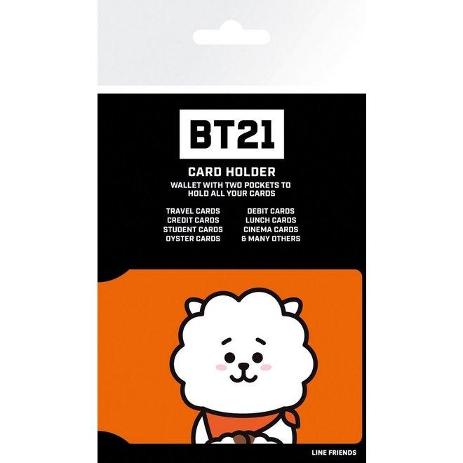 BT21 card holder - RJ