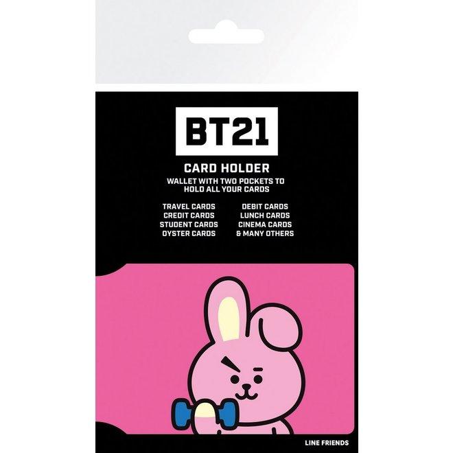 BT21 card holder - COOKY