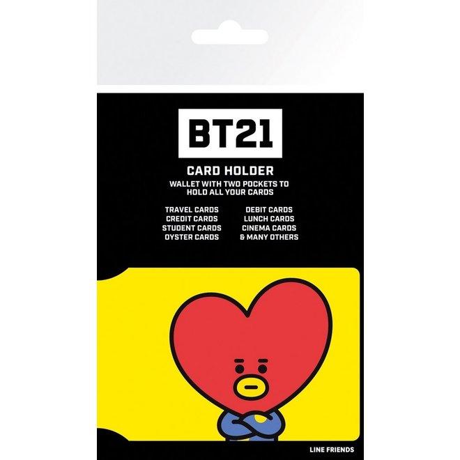 BT21 card holder - TATA
