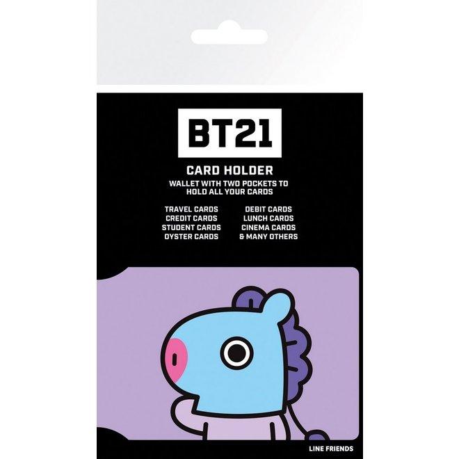 BT21 card holder - MANG