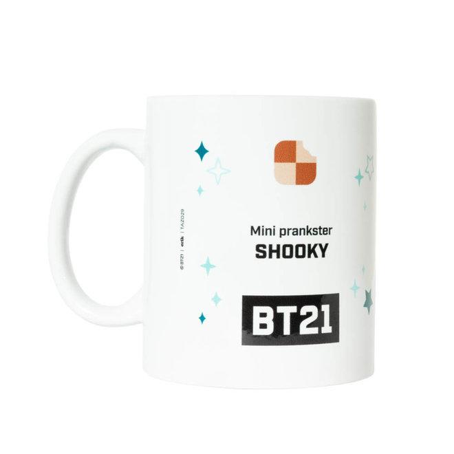 BT21 mug - SHOOKY