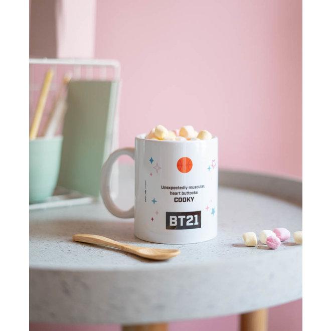 BT21 mug - COOKY