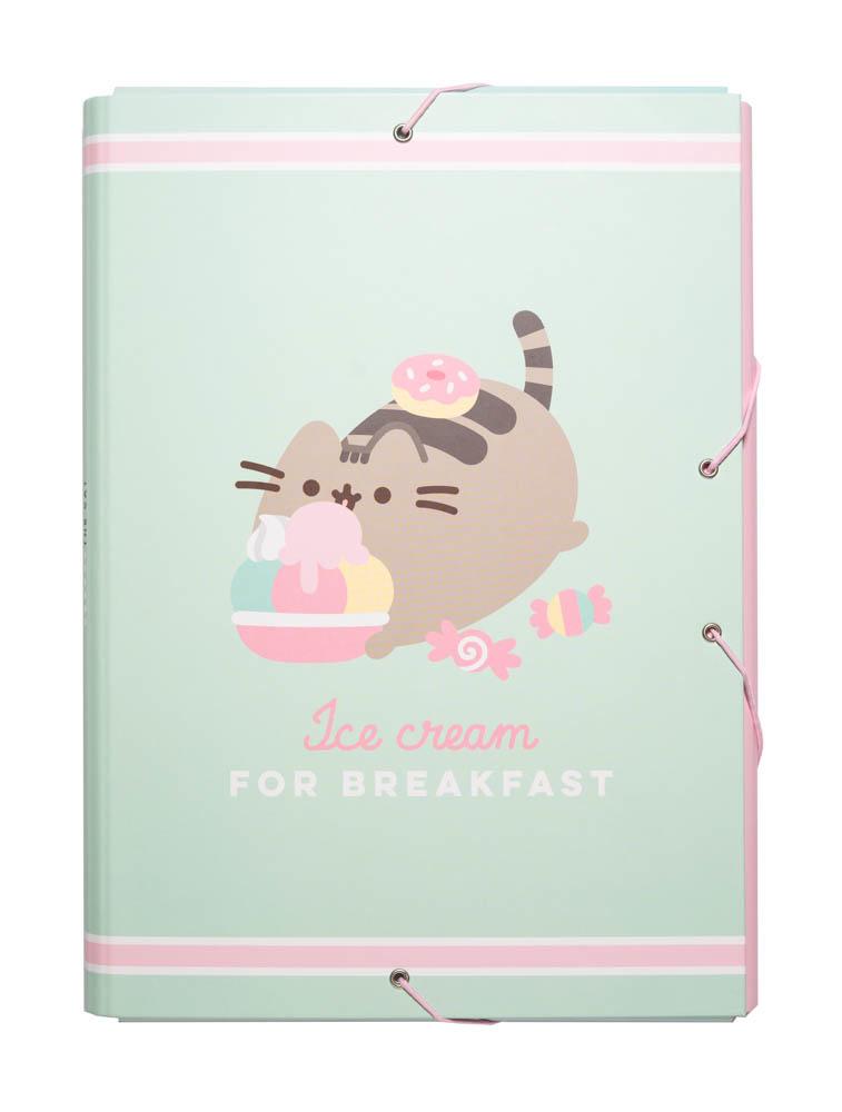 Pusheen Pusheen elastomap - Icecream for breakfast