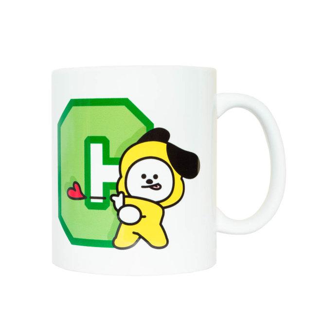 BT21 mug - CHIMMY